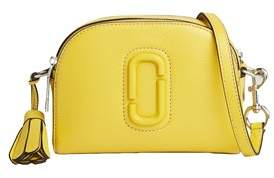 Marc Jacobs Women's Yellow Leather Shoulder Bag. - YELLOW - STYLE