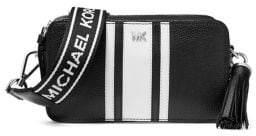 MICHAEL Michael Kors Small Leather Crossbody Camera Bag