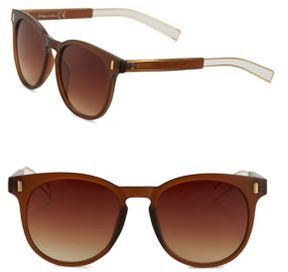 Sam Edelman 54MM Round Sunglasses