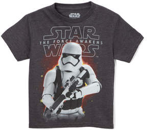Star Wars Black 'Star Wars' Storm Trooper Tee - Boys & Men