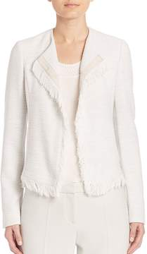 Boss Black Women's Komina Fringe Jacket