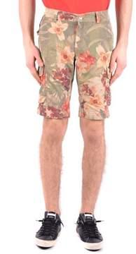 Mason Men's Multicolor Cotton Shorts.