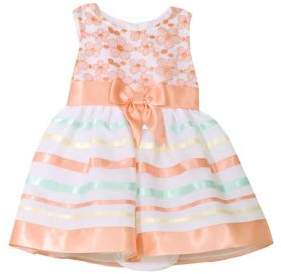 Iris & Ivy Baby Girl's Ribbon Social Dress