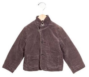 Bonpoint Boys' Corduroy Quilted Jacket