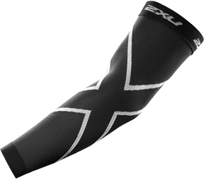 2XU Men's Unisex Recovery Arm Sleeves