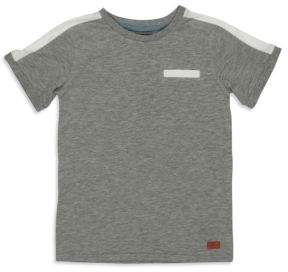 7 For All Mankind Little Boy's & Boy's Chambray Jersey T-Shirt