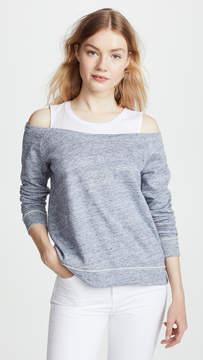 Generation Love Roni Double Layered Sweatshirt