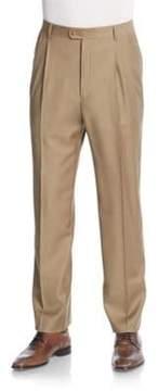 Zanella Bennett Virgin Wool Trousers