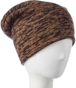 Portolano Men's Wool & Cashmere-Blend Rapper Hat