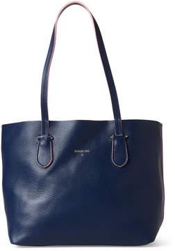 Patrizia Pepe Grain Leather Borsa Bag