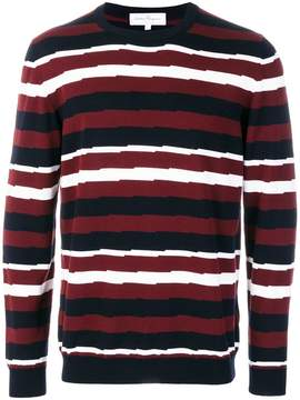 Salvatore Ferragamo striped jumper