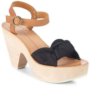 Dolce Vita Women's Shia Knotted Sandals