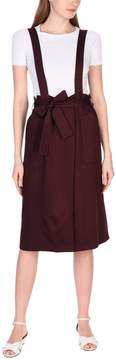 Vicolo Overall skirts