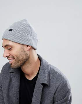 Paul Smith Wool Beanie In Gray