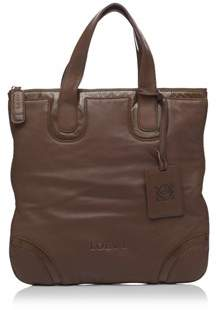 Loewe Pre-owned: Leather Tote.