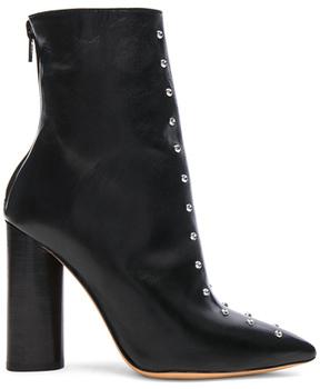 IRO Birok Boot in Black.