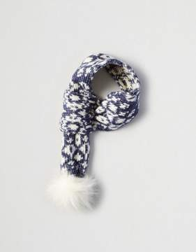 American Eagle Outfitters American Beagle Outfitters Pom Pom Scarf