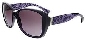 Polo Ralph Lauren Polo Ra5182 11038h Purple Square Polo Sunglasses.