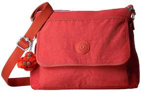 Kipling Aisling Crossbody Bag Handbags - RED RUST - STYLE