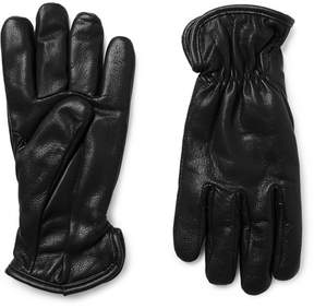 Filson Merino Wool-Lined Leather Gloves