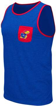 Colosseum Men's Kansas Jayhawks Tank Top
