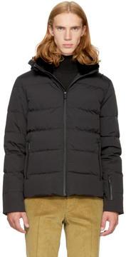 Fendi Black Down Karlito Jacket