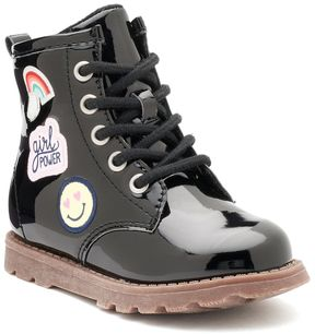 Carter's Aubrey Toddler Girls' Combat Boots