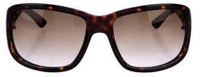Saint Laurent Tortoiseshell Tinted Sunglasses