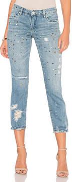 Blank NYC BLANKNYC Distressed Straight Jean.