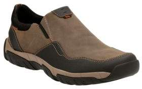 Clarks Walbeck Style Slip-On Sneakers