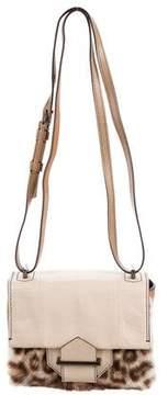Reed Krakoff Snakeskin & Ponyhair Standard Mini Shoulder Bag