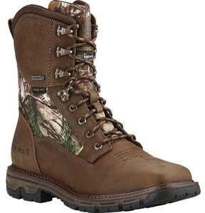 Ariat Conquest Wide Square Toe 8 GORE-TEX Logger Boot (Men's)
