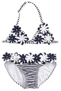 Kate Mack Daisy Two-Piece Swimsuit