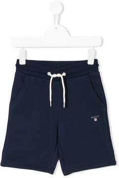 Gant Kids drawstring lounge shorts