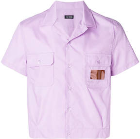 Raf Simons Short 2 pockets shirt