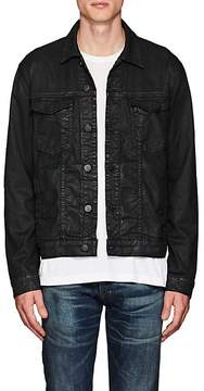 J Brand Men's Gorn Coated Denim Jacket
