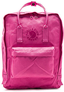 Fjallraven Re-Kanken in Pink.