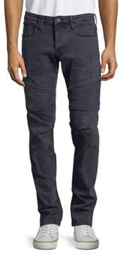 Jack and Jones Glenn Moto Jeans