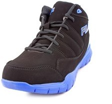Fila Jump Flex Youth Round Toe Synthetic Basketball Shoe.