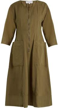 Apiece Apart Fernwood cotton midi dress