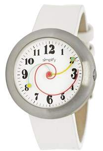 Simplify The 2700 White Watch.