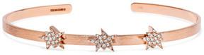 Diane Kordas Cosmos 18-karat Rose Gold Diamond Bracelet