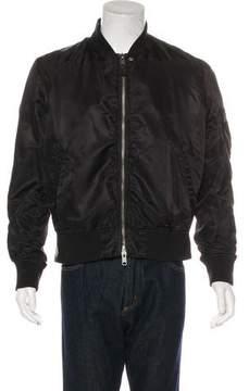 AllSaints Myrtle Bomber Jacket