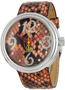Jacob & co Valentin Yudashkin Coral Python Automatic Diamond Men's Watch