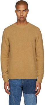 A.P.C. Tan Wind Sweater
