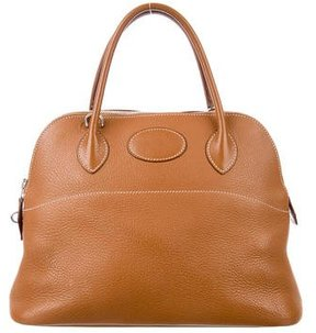 Hermes Clemence Bolide 31 - BROWN - STYLE