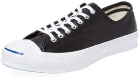 Converse Men's x Jack Purcell Signature Leather Sneaker