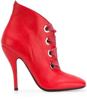 Ermanno Scervino stiletto ankle boots