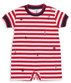 Florence Eiseman Baby Boy's Stripe Coverall