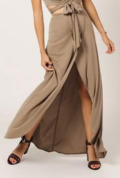 Azalea Maxi Overlap Skirt